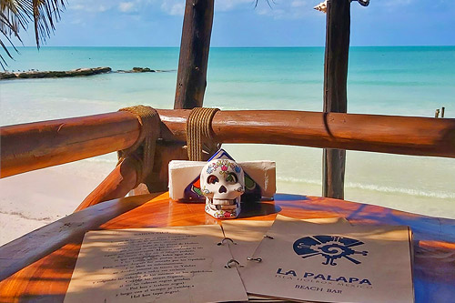 Our special Palapa Breakfast is a great way to start the day