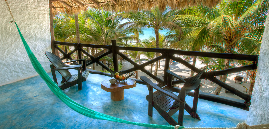 Enjoy The Beautiful Ocean View From Your Private Balcony